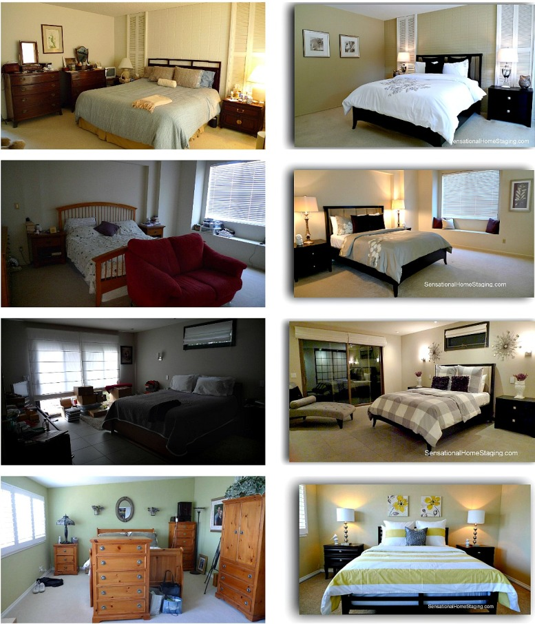 les prestations de home staging en images. Black Bedroom Furniture Sets. Home Design Ideas