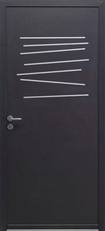 La porte d entr e comment peut elle tout changer dans - Changer une porte d entree sans changer le cadre ...