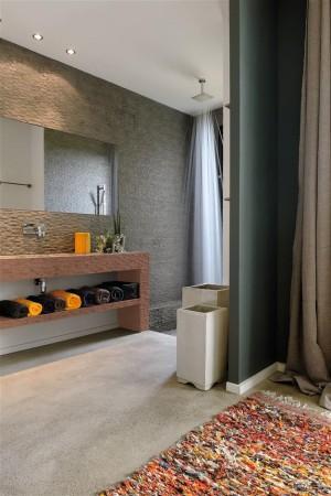 Quelle couleur pour une salle de bain - Couleur pour la salle de bain ...