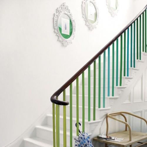 Top 5 des plus belles rénovations d'escaliers en bois vues sur Pinterest