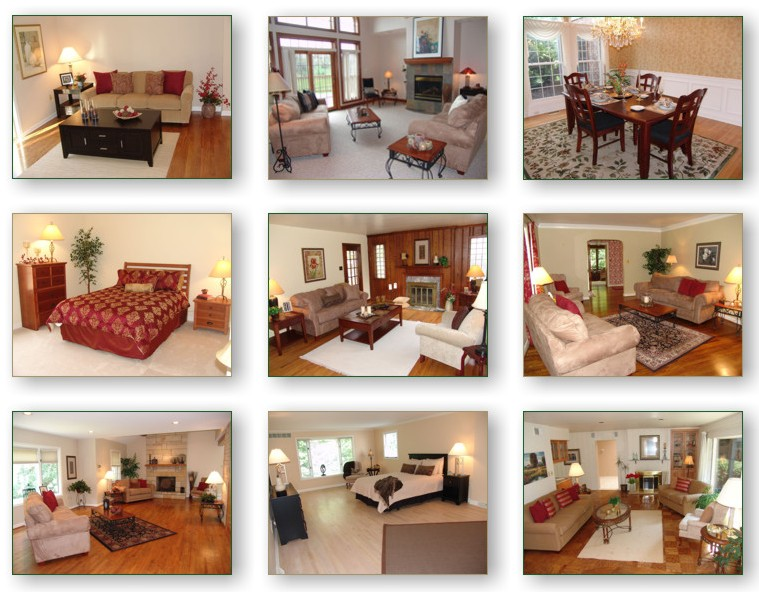 Exemples de home staging