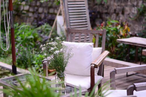 Le patio : inspirations déco
