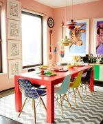 3 conseils pour créer une décoration arty