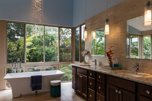 Comment aménager des wc séparés de la salle de bain ?