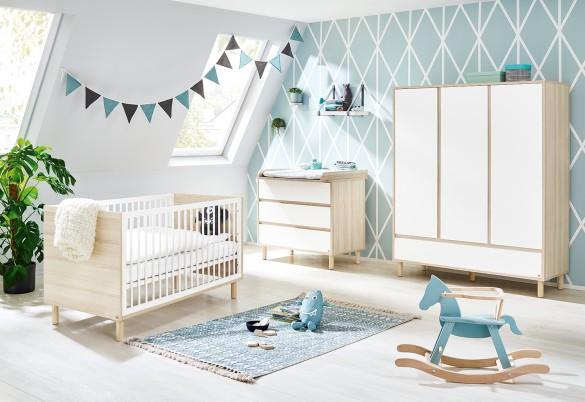 Chambre bébé décoration
